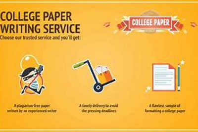 Want to Know More About College Paper Writing Service?